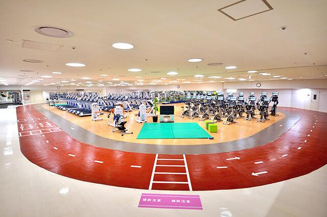 西武フィットネスクラブ 高田馬場の画像